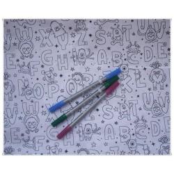 Colorear Letras
